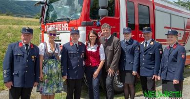 Jubiläumsfest 130 Jahre Feuerwehr Olsach-Molzbichl