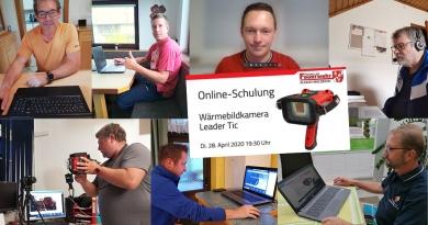 Weiterbildung während Corona per Onlineschulung