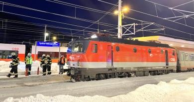 Brand Lokomotive