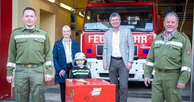 Virenfreie Luft für Feuerwehrhäuser