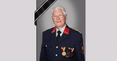 Nachruf Ehrenkommandant Jakob Kleindienst