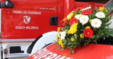 Fahrzeugsegnung LFA & MTFA Olsach-Molzbichl